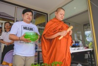 Religious Ceremony for New Office