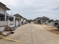 Overall Grand Garden Home Beach